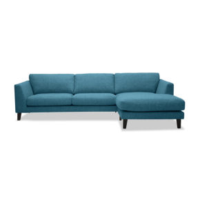Coltar Fix Monroe Turquoise Right | mobilier, coltar