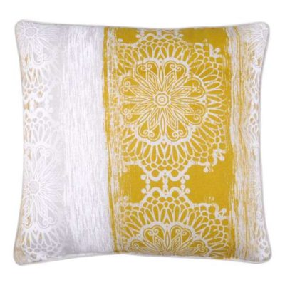 Pernă decorativă Saadi Yellow | perne-decorative
